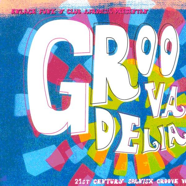 Various: Groovadelia-21 Century Vol.1 (Vampisoul-CD Sampler) NEW