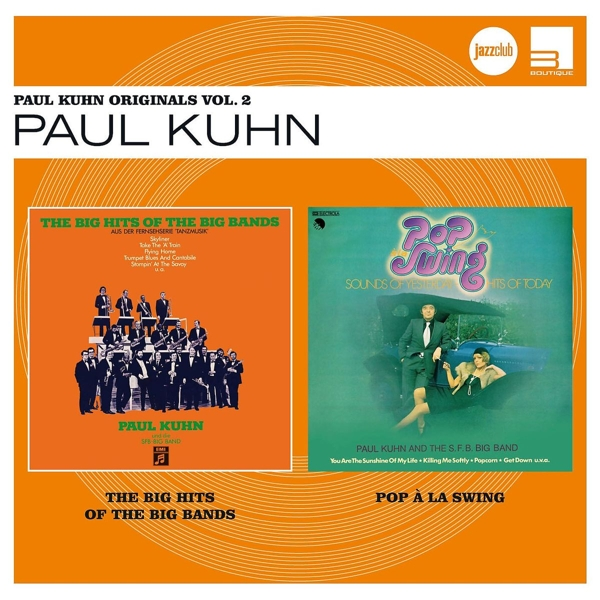 "Paul Kuhn ""Paul Kuhn Originals Vol.2"""