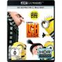 """Various""""Ich-Einfach Unverbesserlich 3-4k Uhd [DE-Version, Regio 2/B]"""""""