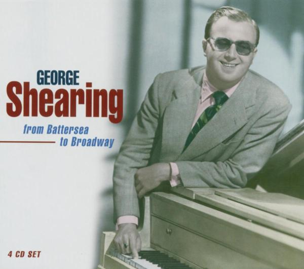 George Shearing: From Battersea To Broadway (Proper Rec-CD Album) NEW