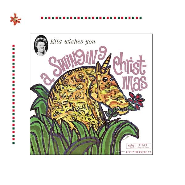 Ella Fitzgerald Ella Wishes You A Swinging Christmas