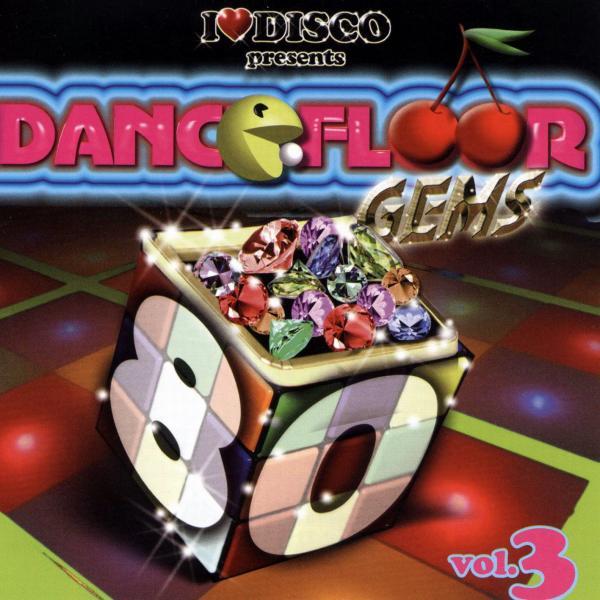 various: I Love Disco-Dancefloor Gems 80s Vol.3 (Blanco Y Negro-CD ...
