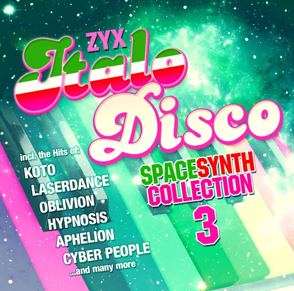 "Various ""ZYX Italo Disco Spacesynth Collection 3"""