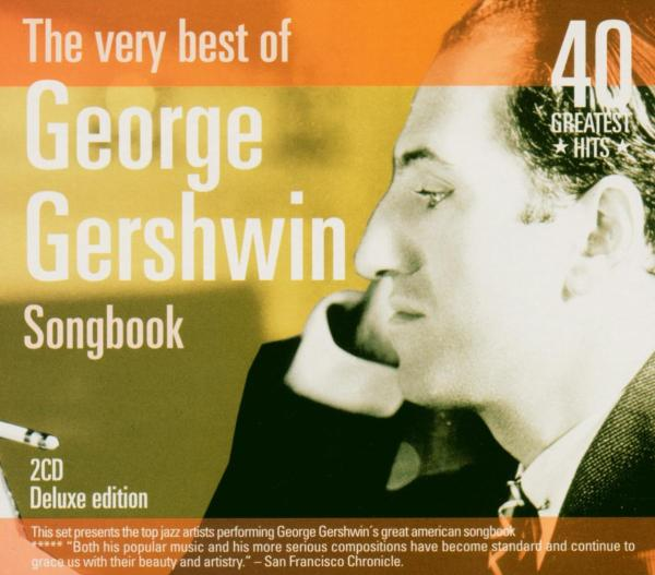 George Gershwin: The Very Best Of George Gershwin (Greatest H-CD Al...