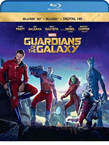 "MARVEL'S GUARDIANS OF THE GALAXY ""Marvel's Guardians Of The Galaxy (2pk) (ac3) (dhd) [US-Version, Regio 1/A]"""