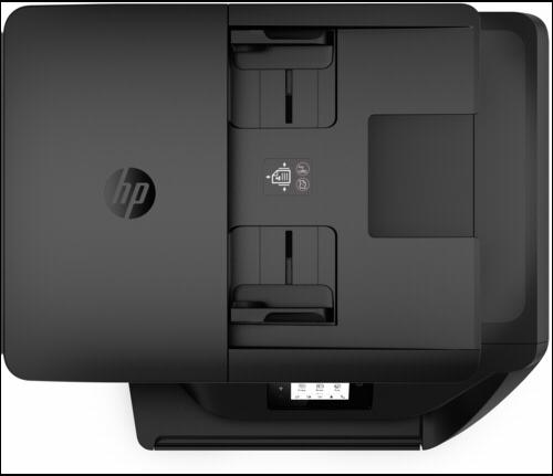 4in1 hp inc hp officejet 6950 tintenstrahl multifunktionsger t p4c85a a4 drucker kopierer. Black Bedroom Furniture Sets. Home Design Ideas