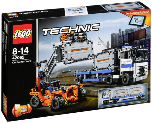 "LEGO ""LEGO Technic 42062 Container-Transporter"""