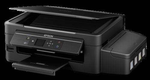 drucker epson ecotank et 2550 tintenstrahl multifunktionsger t a4 3 in 1 kopierer scanner. Black Bedroom Furniture Sets. Home Design Ideas