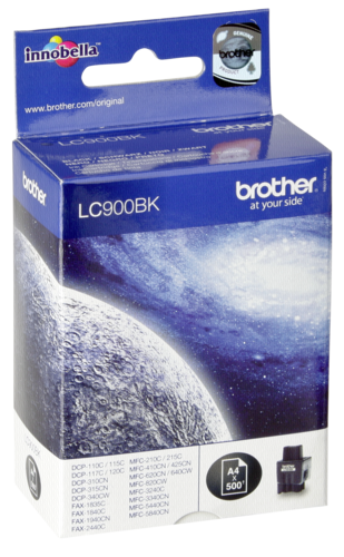 "Brother Blister ""Brother Lc 900 Bk Blister"""