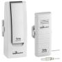 "Tfa-dostmann""TFA WeatherHub Temperaturmonitor Starter Set 2 Sender/Kabelfühler"""
