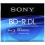 "Sony""Blu-Ray BD-R 50GB 2x Speed, Jewel Case [DE-Version, Regio 2/B]"""