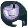 "Dymo""DYMO LetraTag Band 12mm x 4m transp. transparent"""