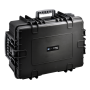"""B&w International""""B&W Tough Case Type JUMBO6700 schwarz mit Taschen Inlay"""""""