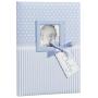 """Goldbuch""""Sweetheart blau 21x28 44 Seiten Babytagebuch 11802"""""""