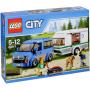 """LEGO""""City 60117 Van & Wohnwagen"""""""