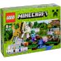 """LEGO""""Minecraft 21123 Der Eisengolem"""""""