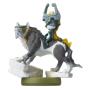 """Multi""""amiibo Zelda Wolf Link"""""""