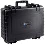 "B&w International""B&W Copter Case Type 6000/B schwarz mit 3DR Solo Inlay"""