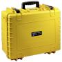 "B&w International""B&W Copter Case Type 6000/Y gelb mit 3DR Solo Inlay"""