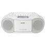 "Sony""Sony CFD-S70W CD/Kassetten Radiorecorder, weiß"""