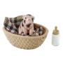 """Schleich""""Farm Life Mini-Schwein mit Fläschchen"""""""