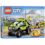 "LEGO City Vulkan-forschun ""[toy] City - Volcano Exploration Truck"""