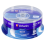 "1x25 Verbatim Bd R Blu Ray 25gb 6x Speed Datalife""1x25 Verbatim Bd R Blu Ray 25gb 6x Speed Datalife [DE-Version, Regio 2/B]"""