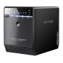 """Fantec""""FANTEC QB-35US3-6G schwarz 4x3,5 SATA HDD USB3.0 eSATA"""""""