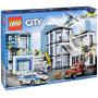 "LEGO""LEGO® City 60141 Polizeiwache, 894 Teile"""