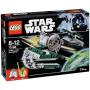 """LEGO""""LEGO Star Wars Yoda's Jedi Starfighter 262Stück(e) (75168)"""""""
