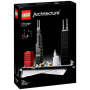 "LEGO ""Architecture 21033 Chicago"""
