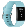 "Fitbit ""Fitbit Charge 2 small teal/silver"""