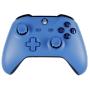 """Microsoft""""Xbox One S Wireless Controller mit 3,5mm-Klinkenstecker blau [DE-Version]"""""""