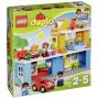"""LEGO""""LEGO® DUPLO® 10835 Familienhaus, 69 Teil"""""""