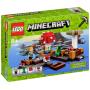 """LEGO""""Minecraft 21129 die Pilzinsel"""""""