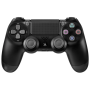 "Sony ""DualShock 4 v2 - Game Pad - kabellos - Bluetooth - Jet Black - für Sony PlayStation 4"""