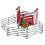 """Schleich""""Farm World 41419 Bullriding mit Cowboy"""""""