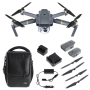 "Dji""Mavic Pro Fly More Combo faltbarer Quadrocopter mit 4K Kamera"""