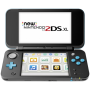 "Nintendo Hardware ""New 2DS XL Schwarz + Türkis [EURO-Version, Regio 2/B]"""