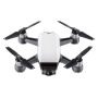 "Dji ""Spark Quadrocopter Fly More Combo Alpine White"""