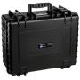 """B&w International""""B&W Copter Case Type 6000/B schwarz mit GoPro Karma Inlay"""""""