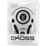 """Koss""""Porta Pro with Micro weiss"""""""