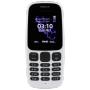 """Nokia""""105 Dual-Sim 2017 weiß"""""""