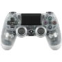 "Ps4 ""DualShock 4 Wireless Controller PlayStation 4 PS4 crystal translucent V2 [DE-Version]"""