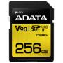 """A-data""""SDXC UHS-II U3 Class 10 256GB Premier One"""""""