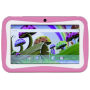 "Waiky ""Power Tab Kids pink Kinder Tablet 7 Android"""
