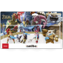 "Nintendo ""amiibo The Legend of Zelda: Breath of the Wild Recken Set"""