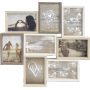 "Nielsen Design""Nielsen Collage Mixed Colours 8 8x10x15 Holz Galerie 8999344"""
