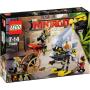"LEGO""NINJAGO 70629 Movie Piranha-Angriff"""