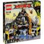 """LEGO""""NINJAGO 70631 Movie Garmadons Vulkanversteck"""""""